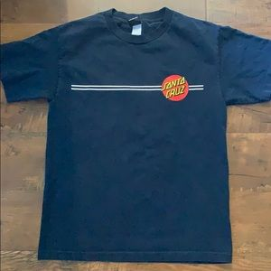 Santa Cruz shirt Medium